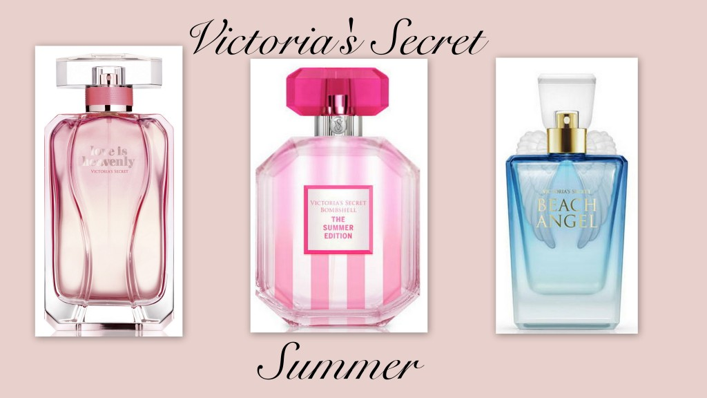 Victoria's Secret Fragrances for Summer
