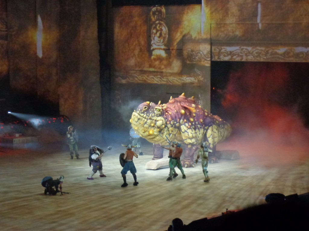 Review & Photos:  How to Train Your Dragon Live Spectacular in Chicago