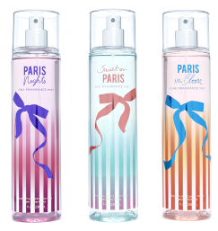 Bath & Body Works Welcome to Paris Fragrance Event