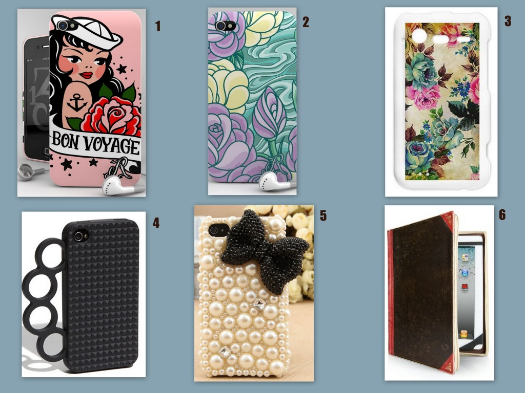 6 of the Cutest Tech Covers Ever