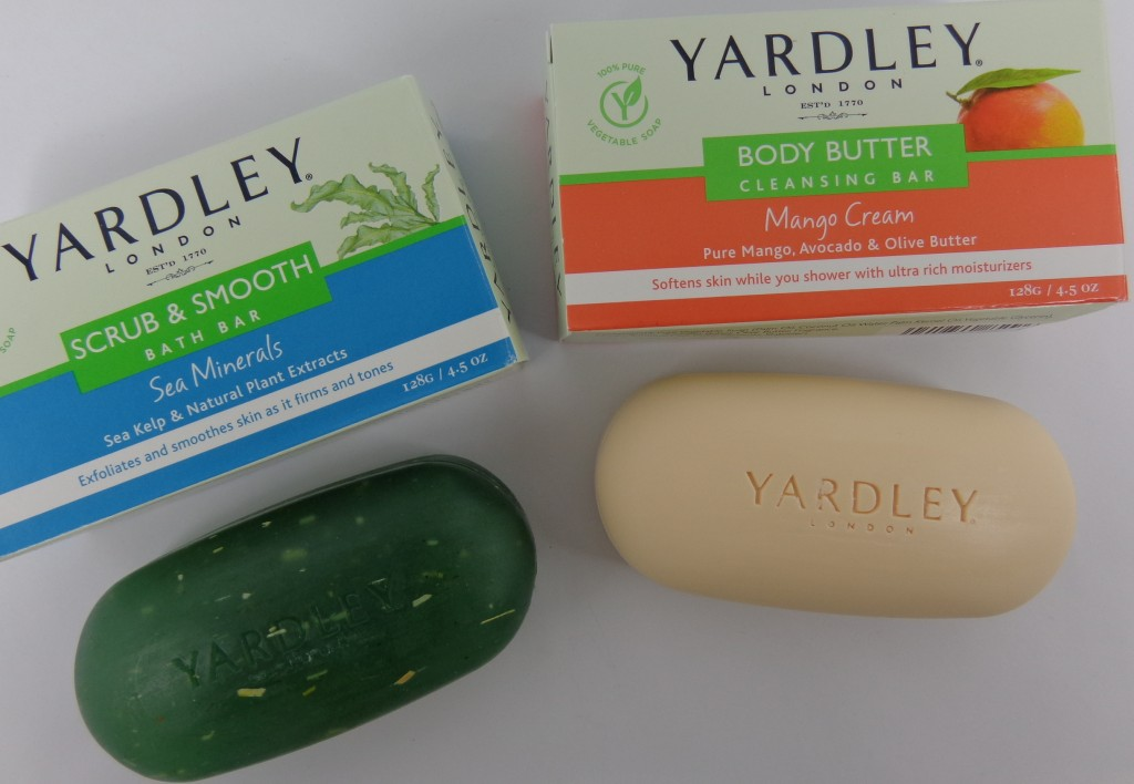 Review:  Yardley London Skin Indulgence Bath & Shower Collection