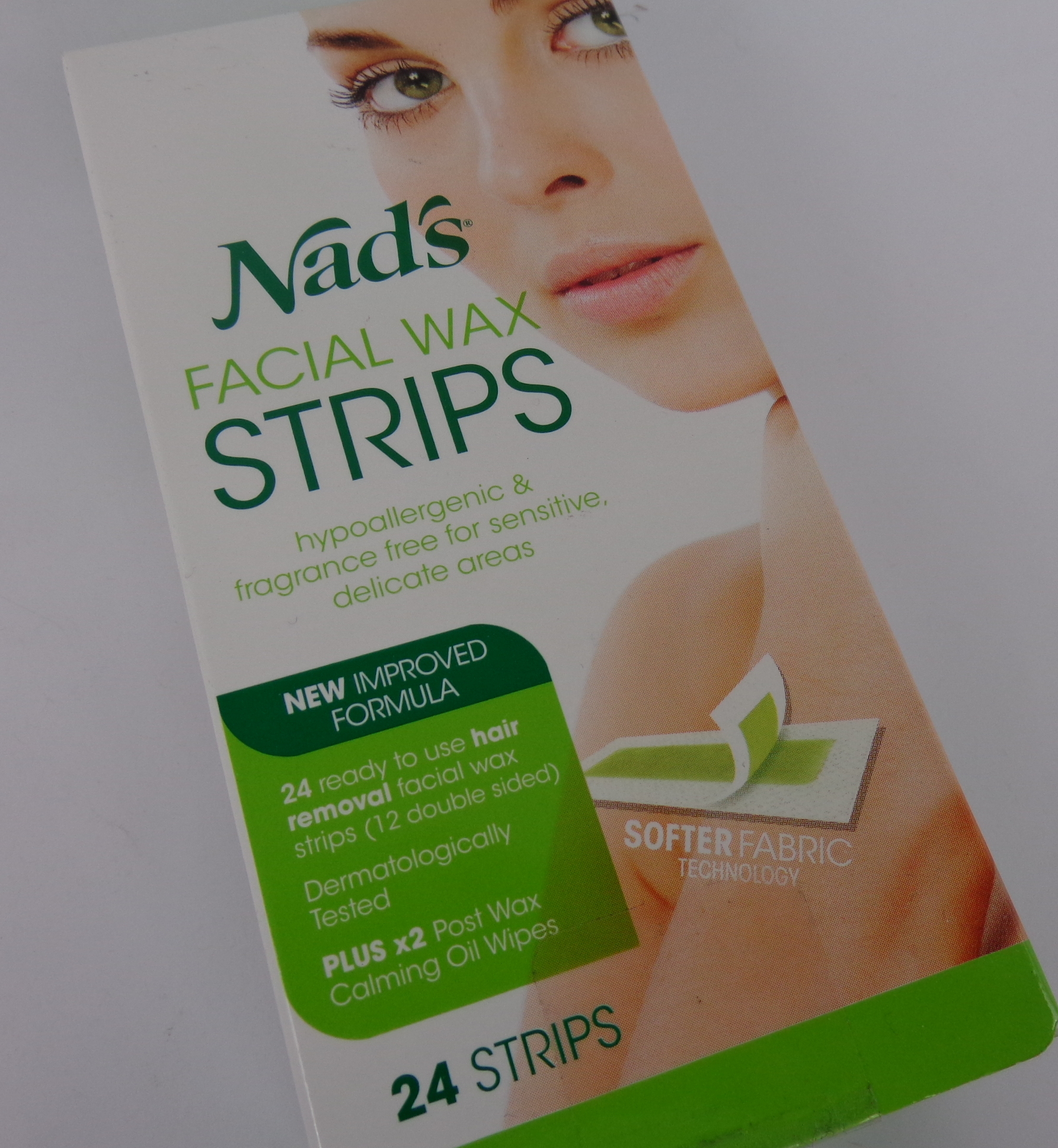 Review Nad S Facial Wax Strips My Highest Self