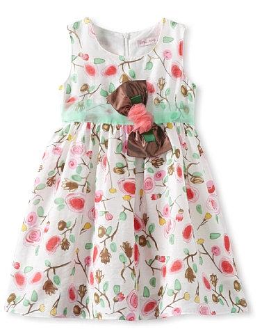Kids Fashion:  Rose Kelly Dress for Half Off