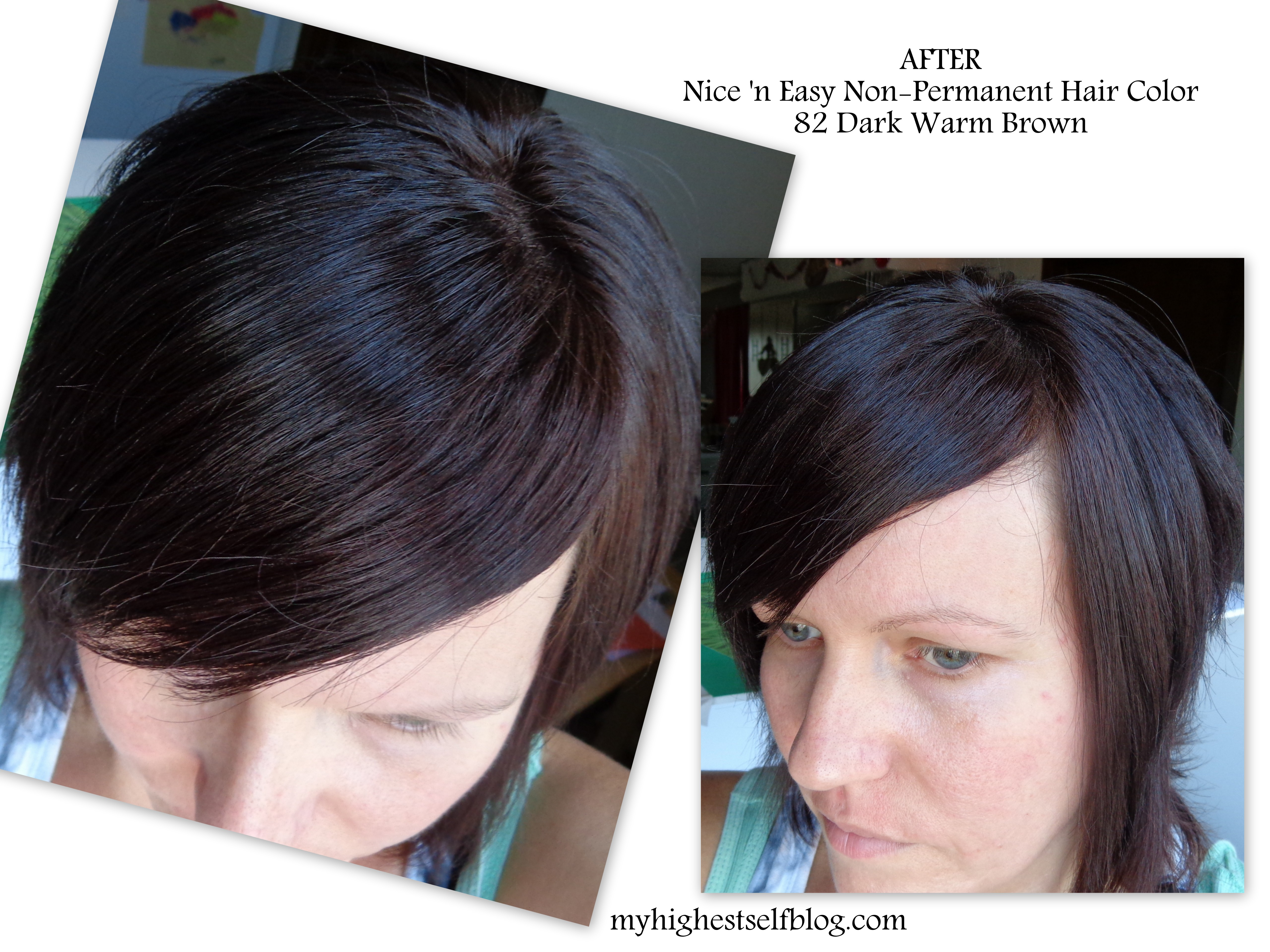 Review  Clairol Nice  n Easy Non-Permanent Hair Color ... 77e950c1cc4c