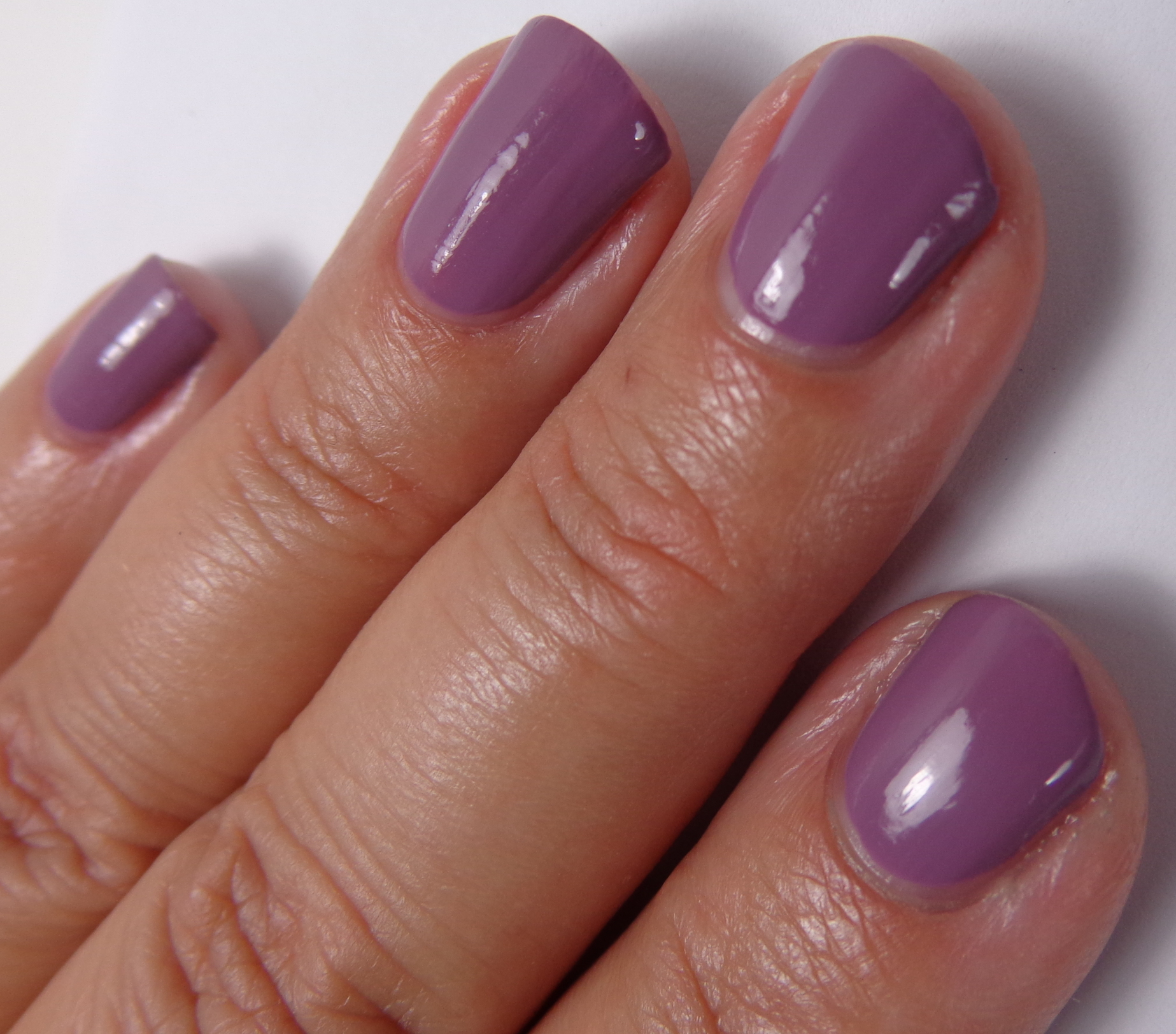 Overall, I found Wet n Wild Megalast Salon Nail Color ...
