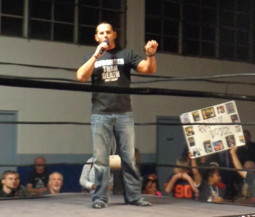 Family Fun:  PCW Wrestling in Midlothian, IL