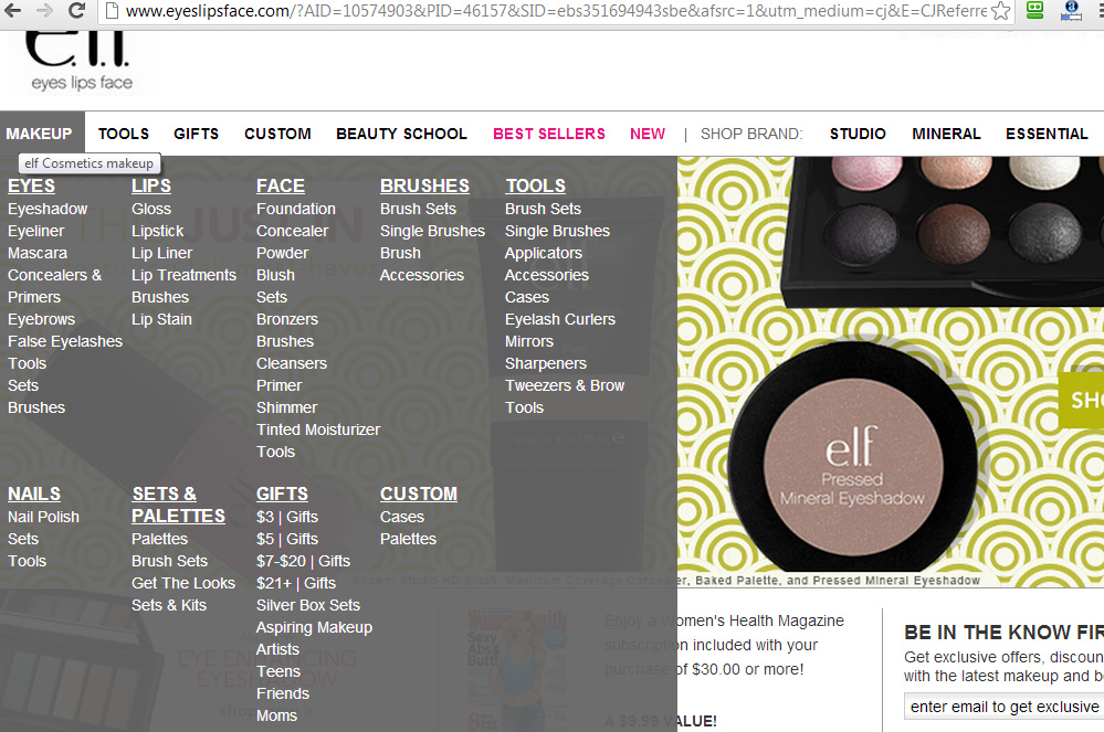 The $20 Makeup Challenge with e.l.f. Cosmetics #eyeslipsface #CBias