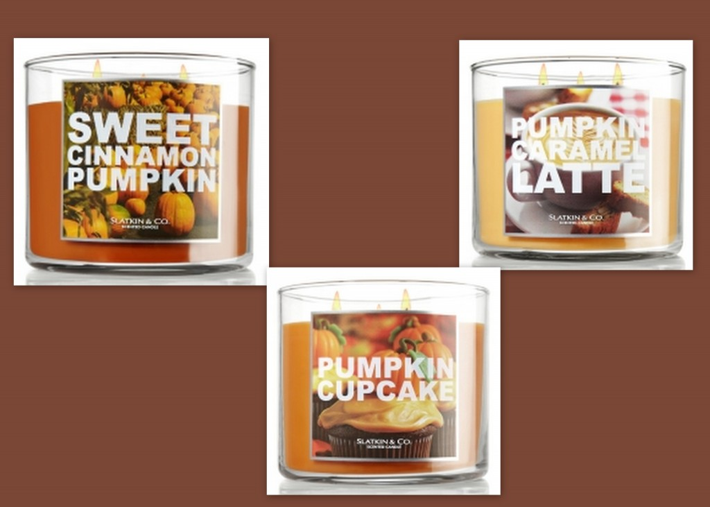 New Bath & Body Works Halloween 2012 PLUS a 50% Off Sale