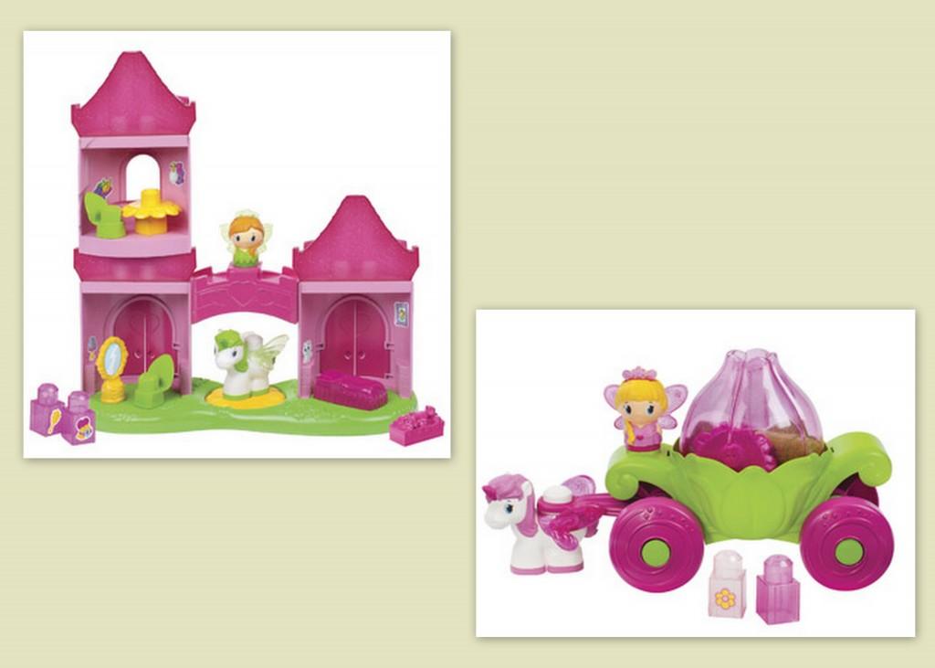 Mega Bloks Lil' Princess Party from MommyParties! #Megabloksparty