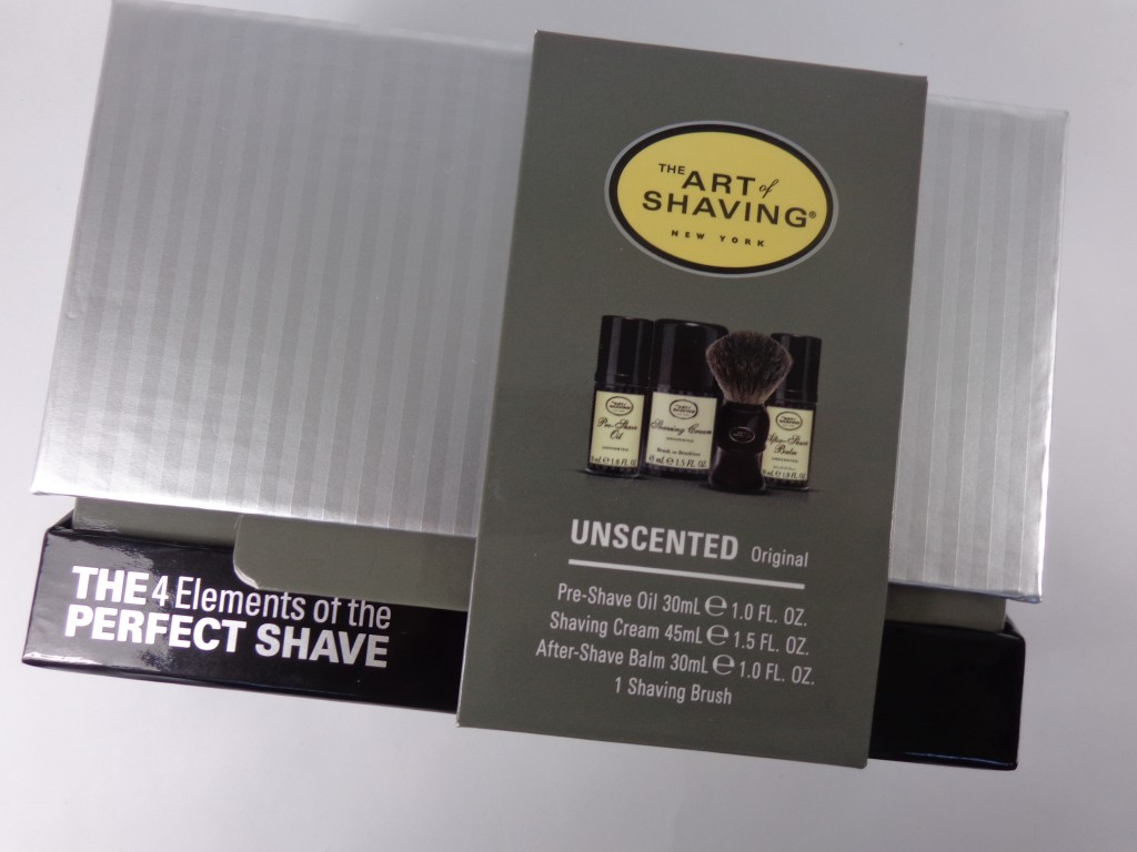 perfect shave for men