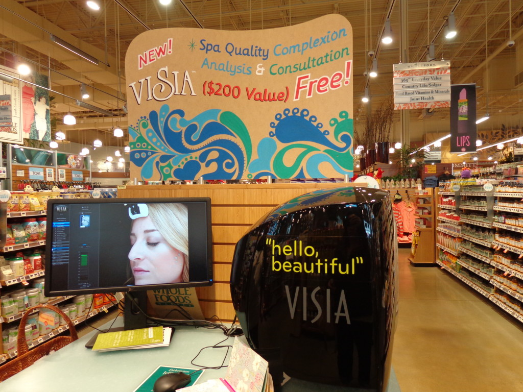 Visia Complexion Analysis Whole Foods