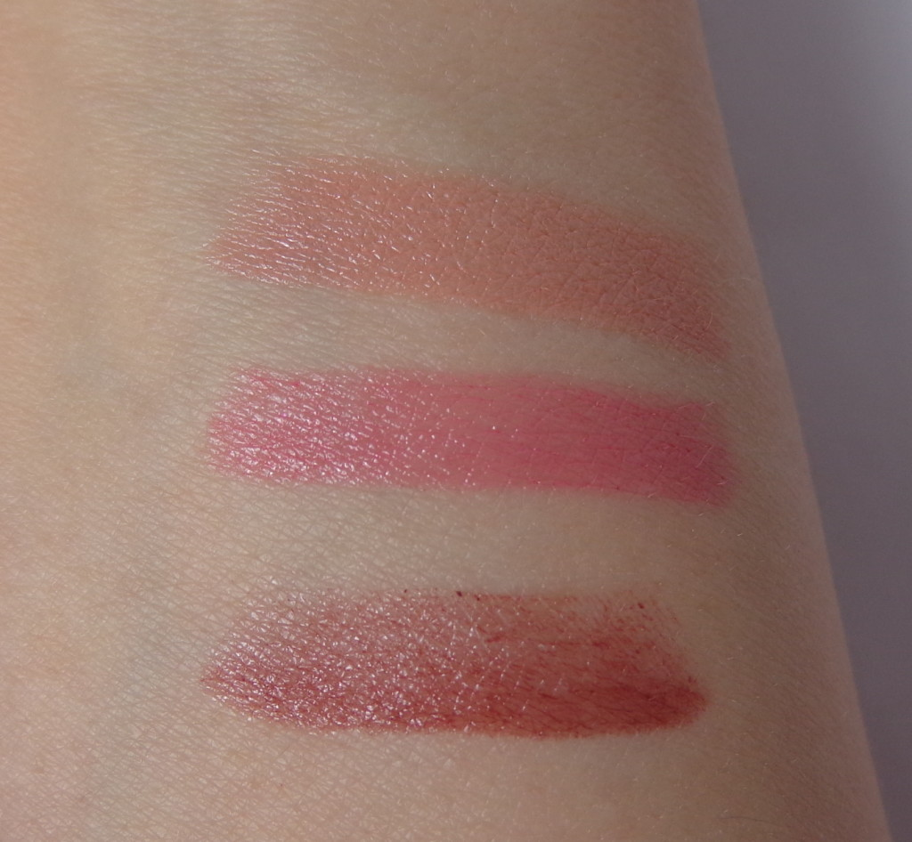 hard candy all glossed up swatches lip pencil
