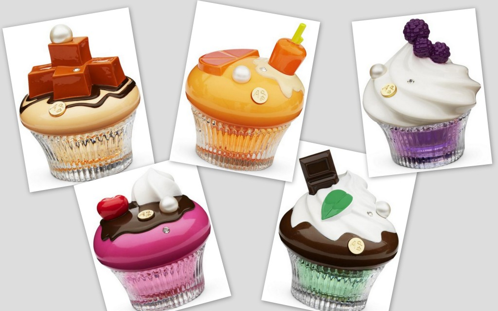 Unique Beauty Gifts:  Alice & Peter Cupcake Scents #HolidayGiftGuide