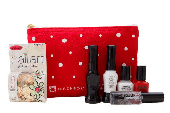 Birchbox & Color Club Nail Art Kit