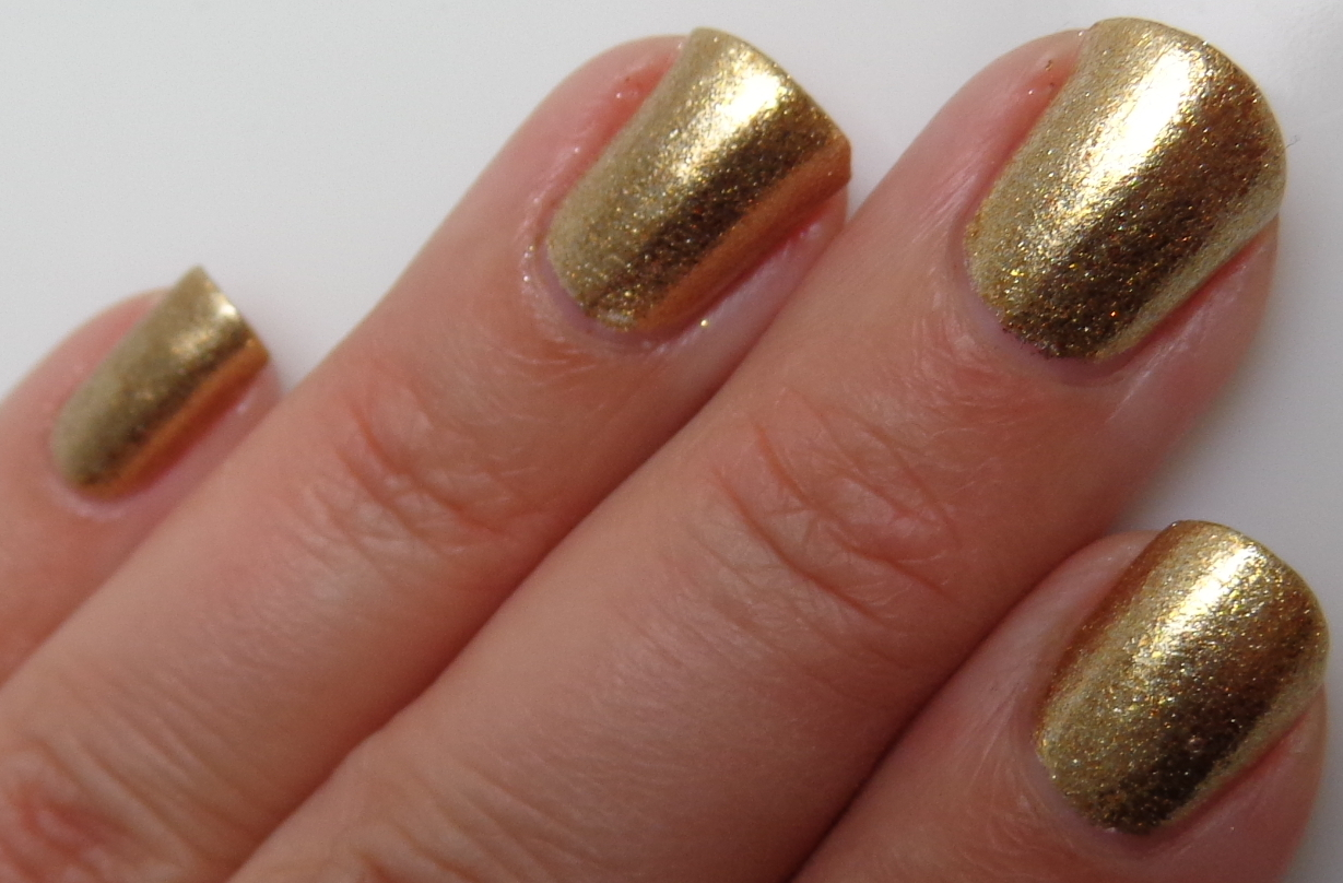 Swatches: Ziv from the Zoya Ornate Collection - My Highest Self