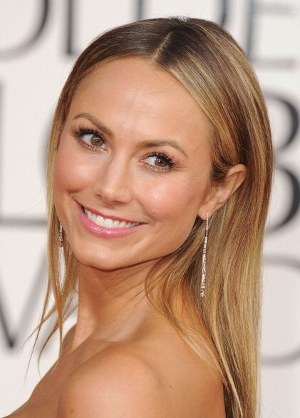 Get the Look:  Stacy Keibler at the 2013 Golden Globes