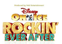 Review & Photos:  Disney on Ice presents Rockin' Ever After
