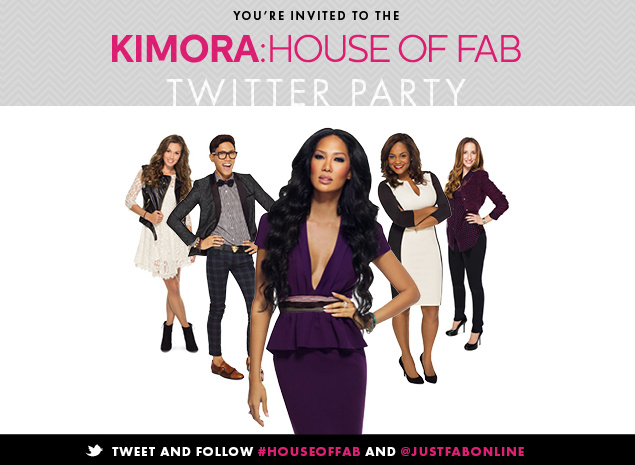 Win Prizes in the JustFab Weekly Twitter Party