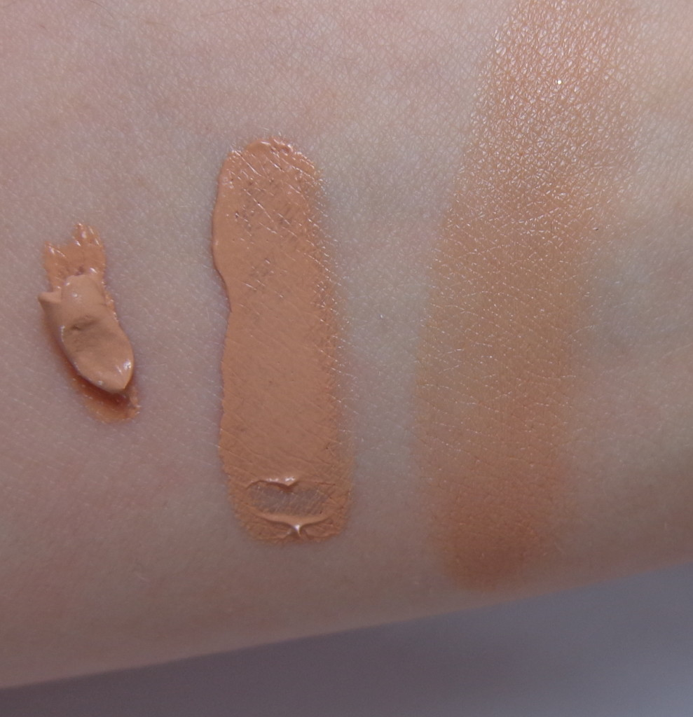 loreal youth code bb cream swatch review