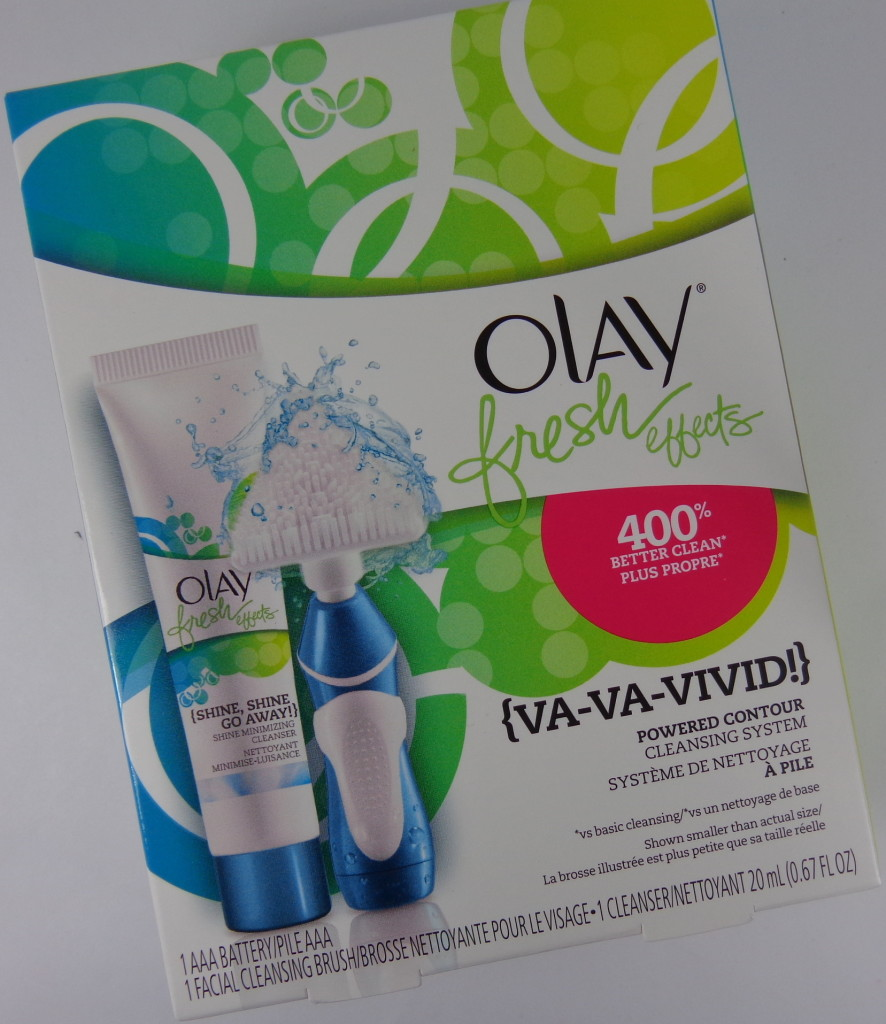 olay fresh effects cleanser