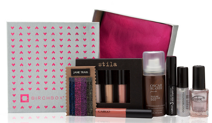 Birchbox Limited Edition We Heart It Collection