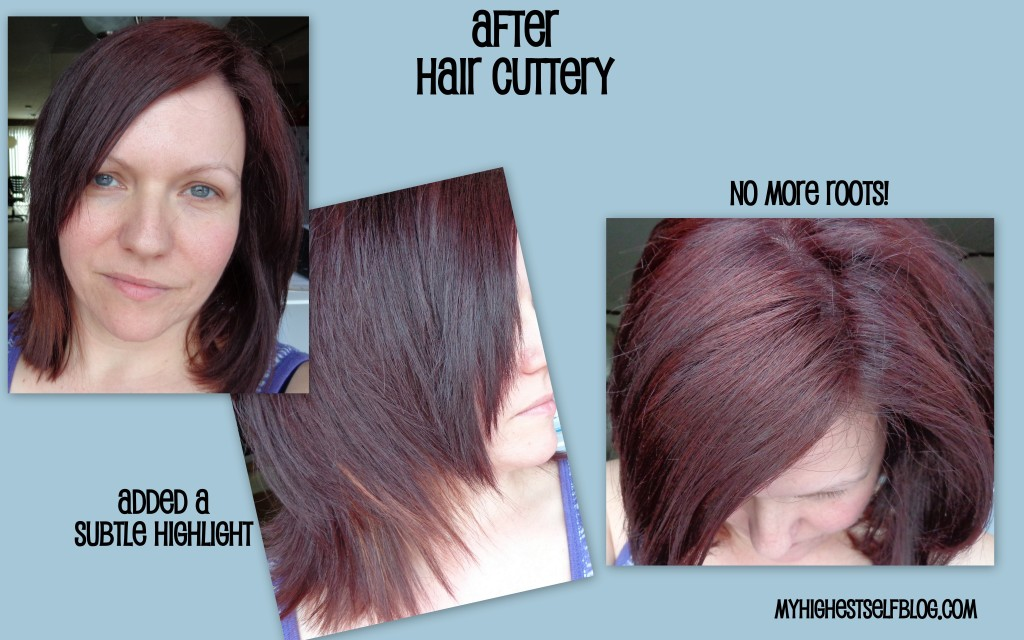 hair cuttery review giveaway