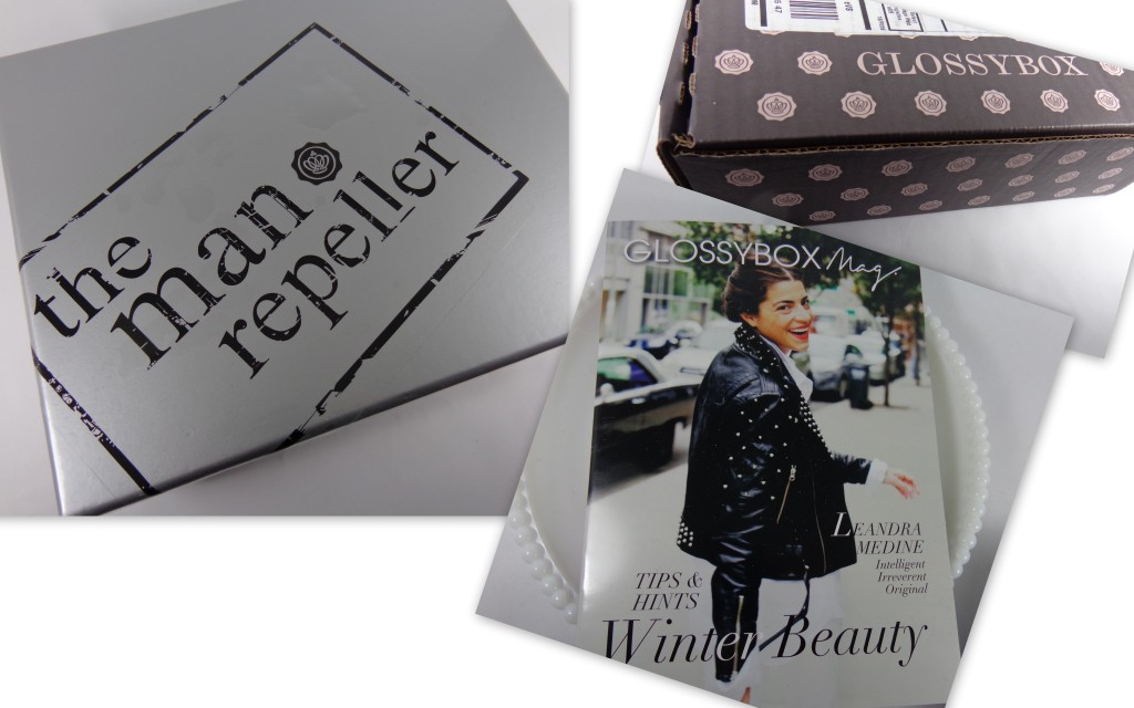 What's Inside The Man Repeller Glossybox?
