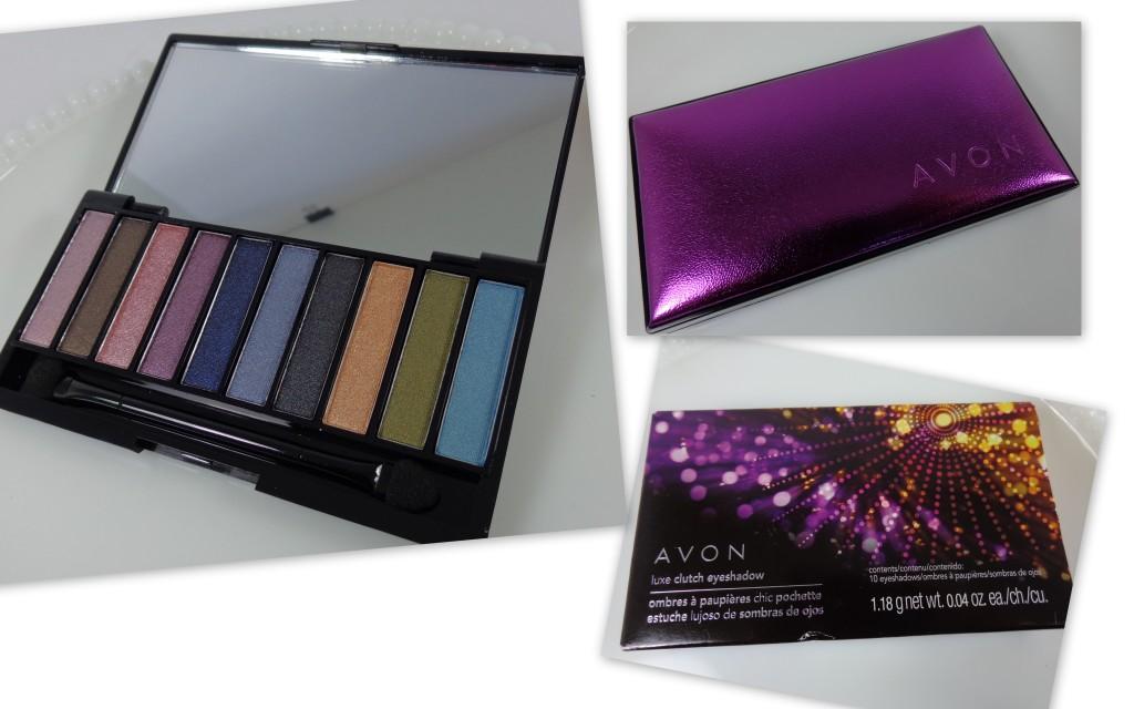 Avon Luxe Clutch Eyeshadow