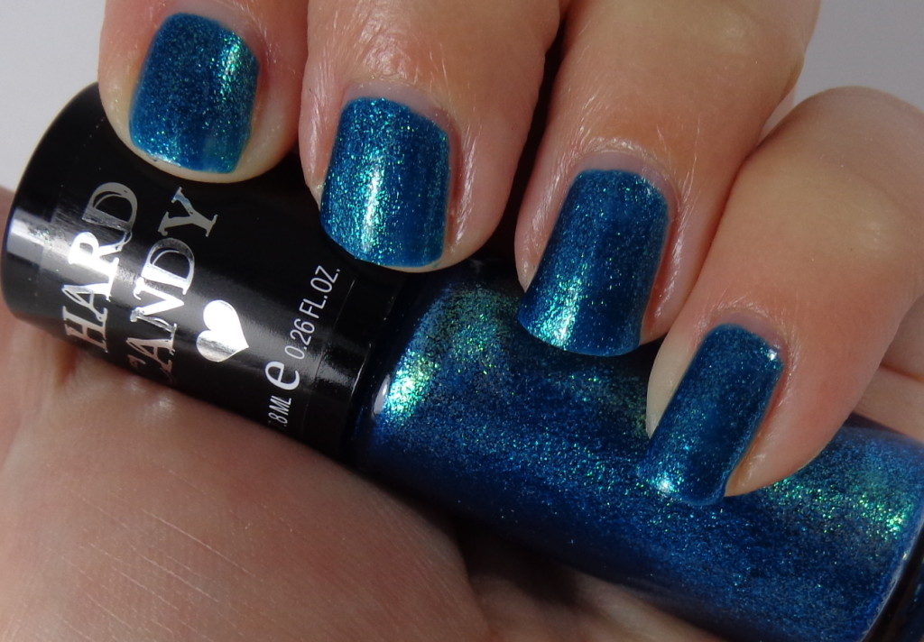 hard candy swatches 2013