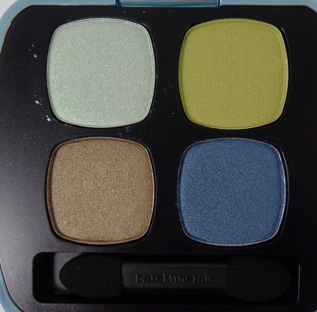 bare minerals wild thing remix eyeshadow review