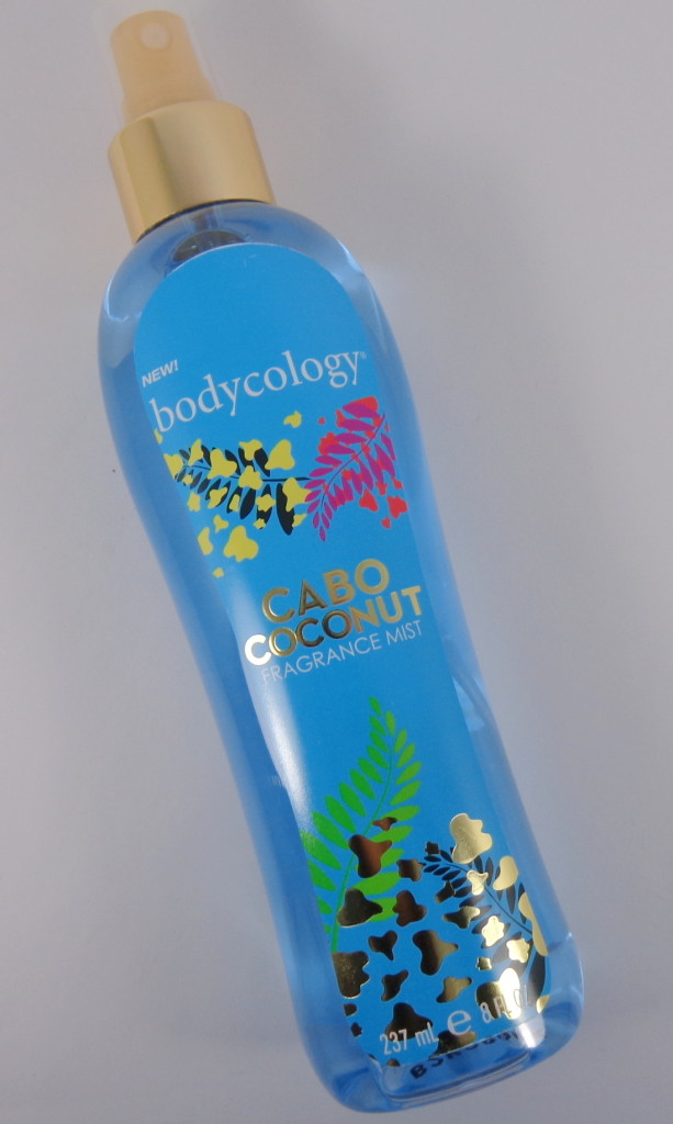 Review:  Bodycology Cabo Coconut Fragrance Mist