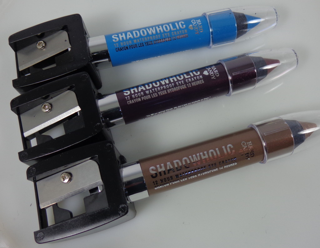 Hard Candy Shadowholic 12 Hour Waterproof Eye Crayons