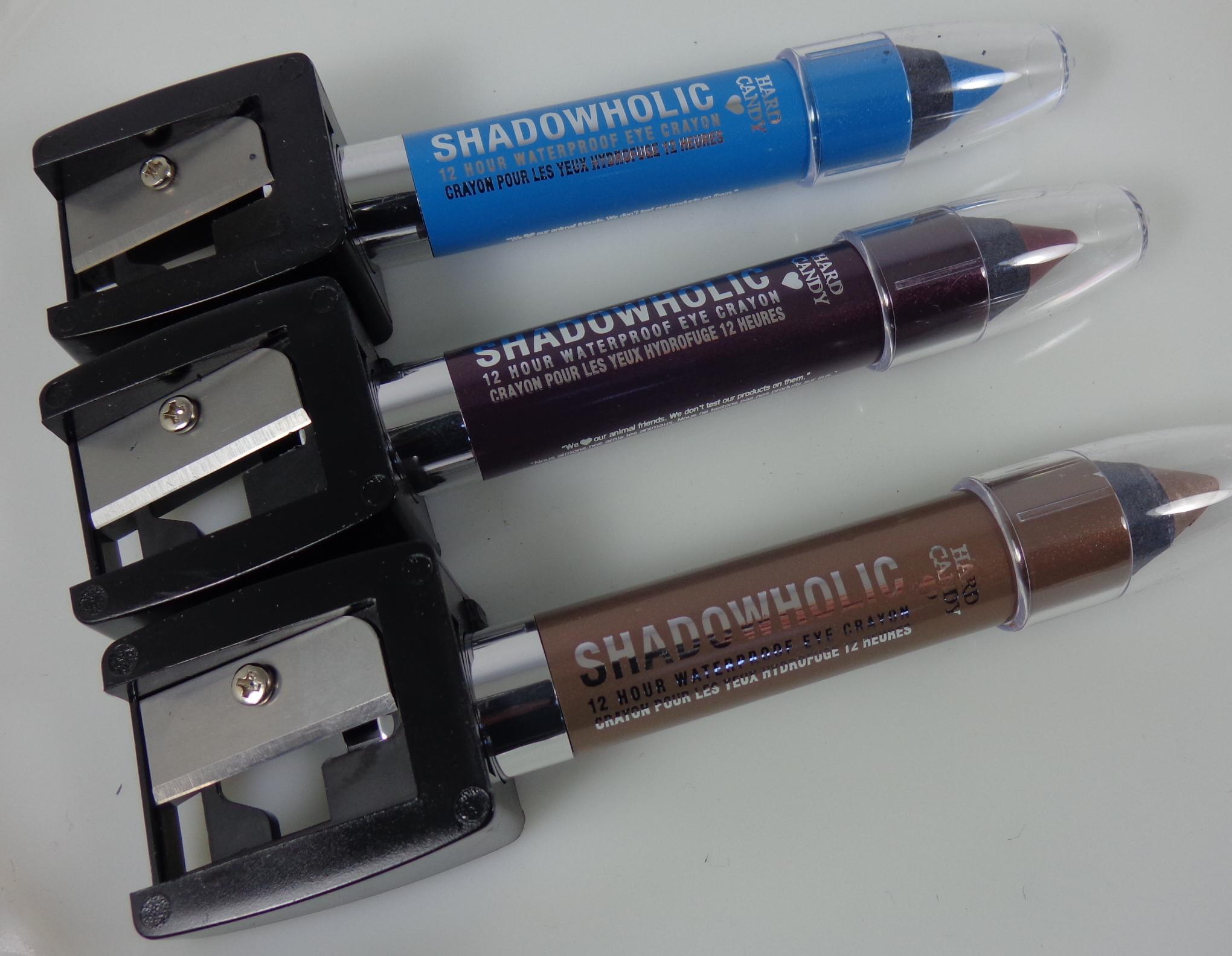 Hard Candy Shadowholic 12 Hour Waterproof Eye Crayons My Highest Self Eyeshadow Crayon Review