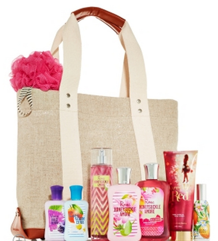 Now Available: Spring 2013 VIP Tote from Bath & Body Works
