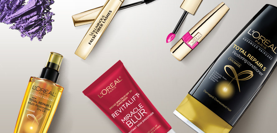 L'Oreal Paris Spring Sweepstakes – 100 Weekly Winners, Beauty Prize Pack Valued at $105