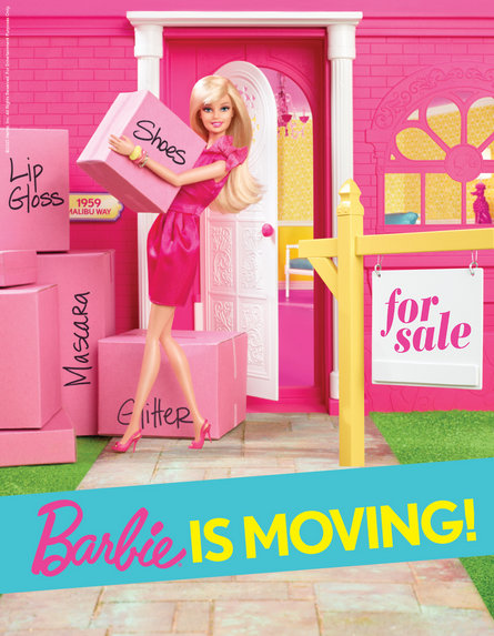 Barbie is Moving Tour Comes to Chicago June 21-24 #BarbieIsMoving