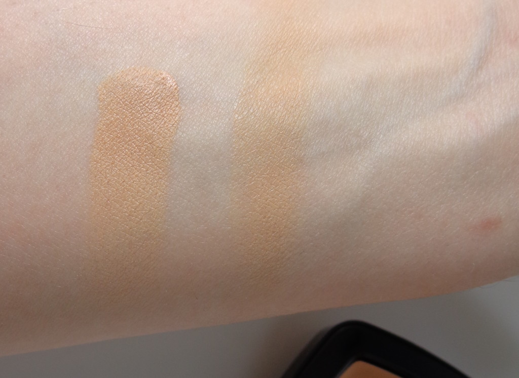Eddie Funkhouser Oil Free Creme Foundation Medium Swatch