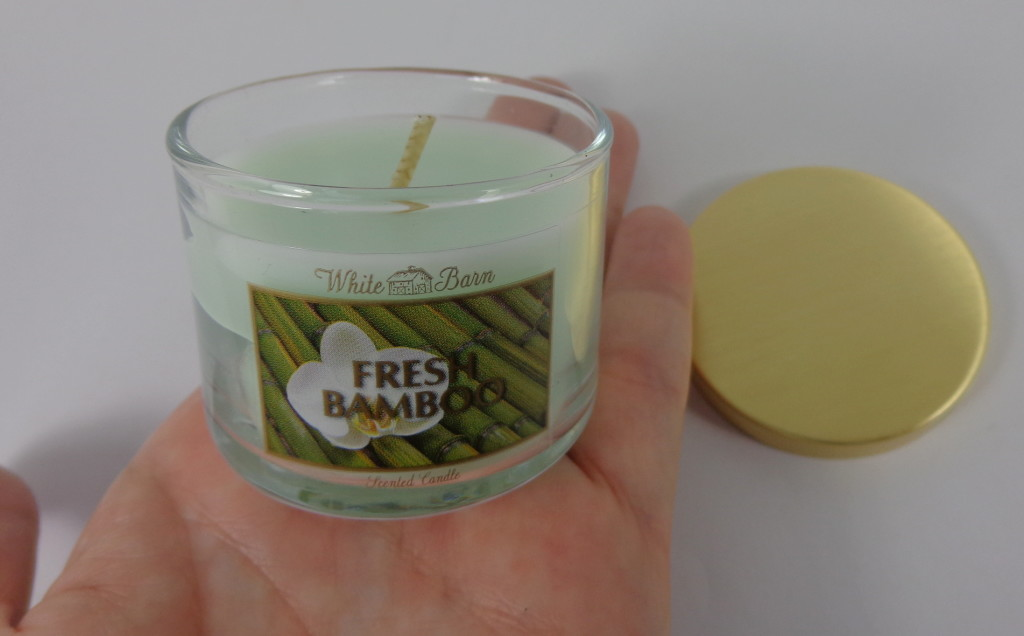 Fresh Bamboo Mini Candle from Bath & Body Works – On Sale Now Just $2.00!
