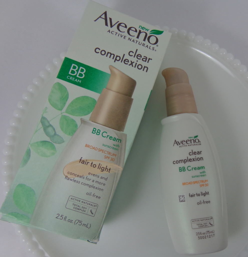 Review with Before and After Photos: Aveeno Clear Complexion BB Cream