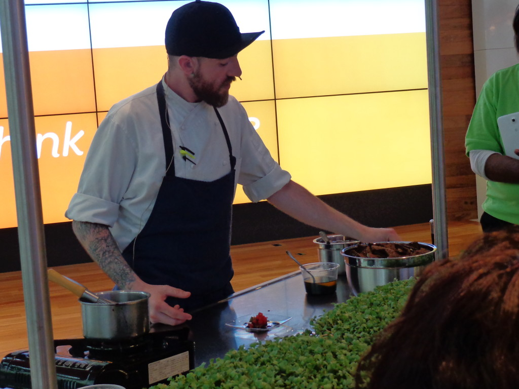 Event Recap: AT&T Culinary Experience with Chef Dan Marquis