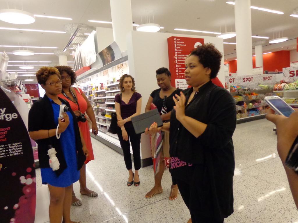 Chicago Target Beauty Concierge