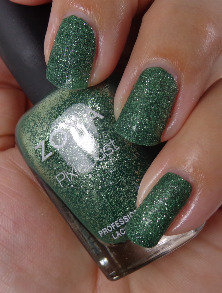 Zoya Chita PixieDust Fall 2013 Swatch Review