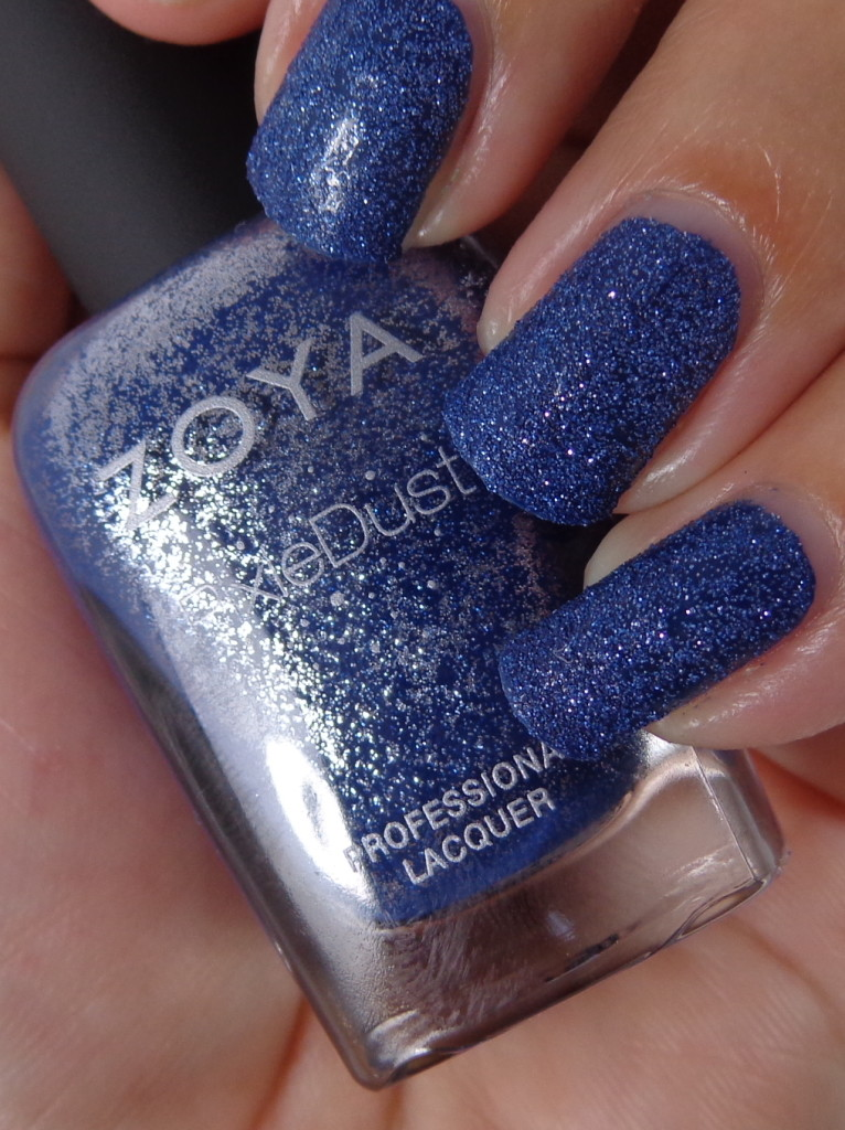 Zoya Sunshine PixieDust Fall 2013 swatch review