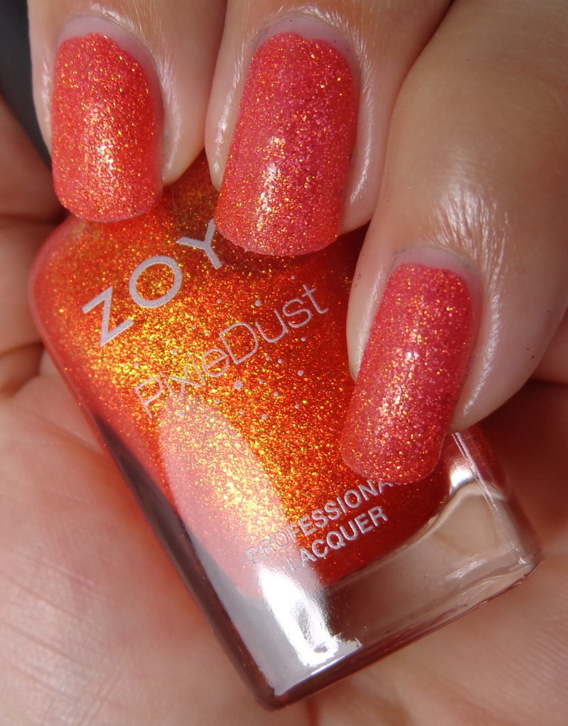 Zoya Dhara swatch review