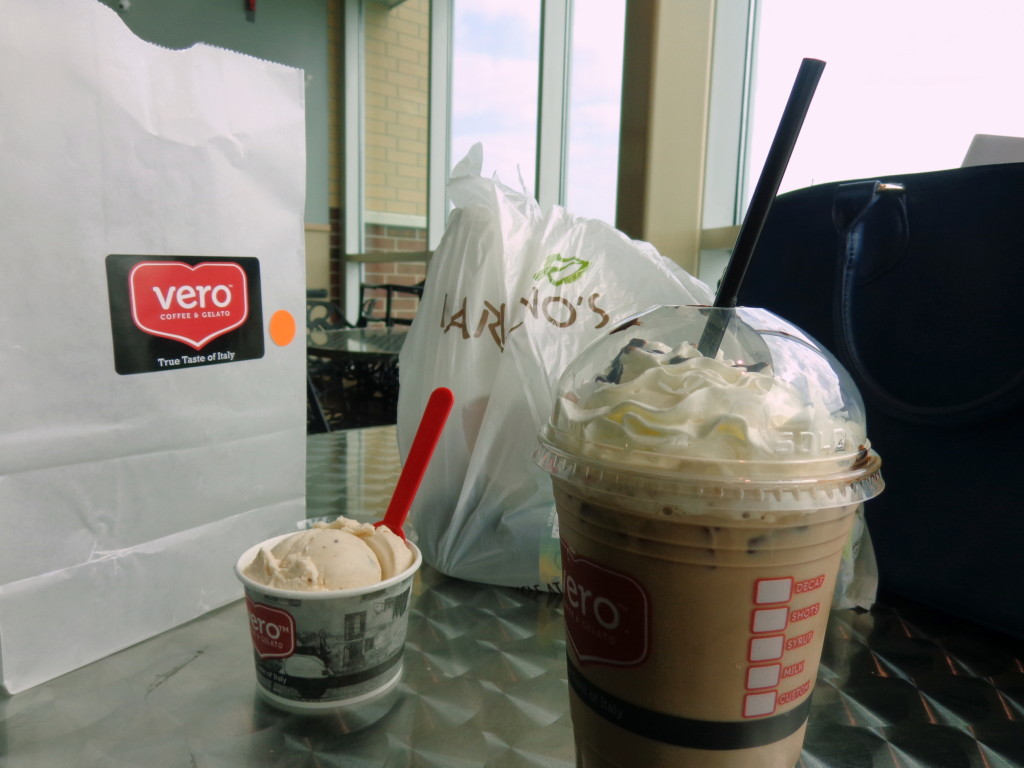 My Vero Moment – Taking a Coffee Break at Mariano's