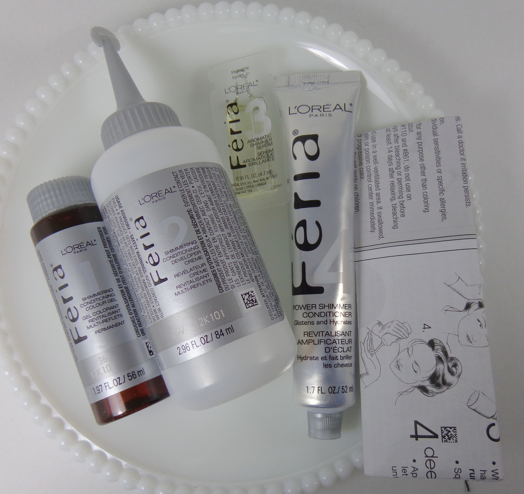 Review With Before And After Photos Loreal Feria Hair Color My