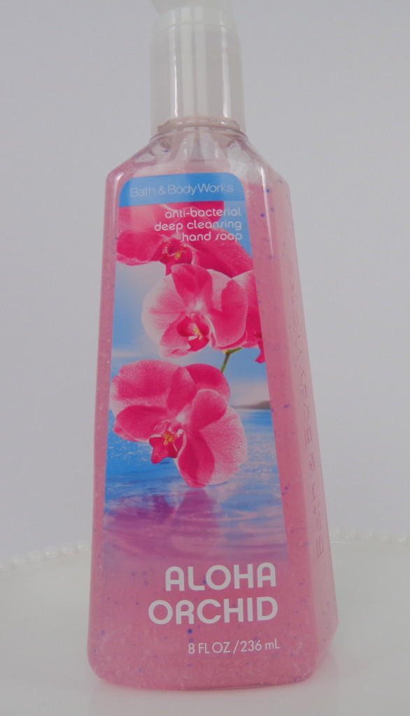 Bath and Body Works Aloha Orchid Review