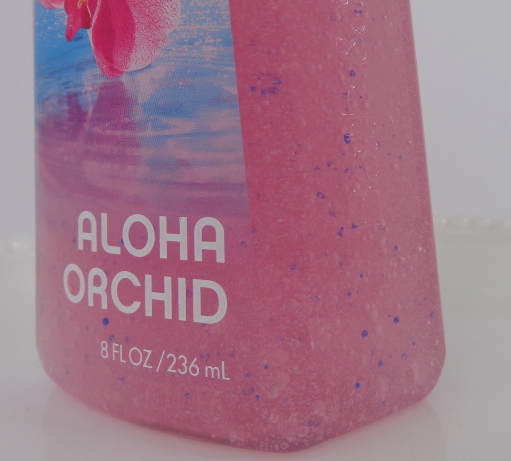 Review:  Aloha Orchid Anti-Bacterial Deep Cleansing Hand Soap from Bath & Body Works
