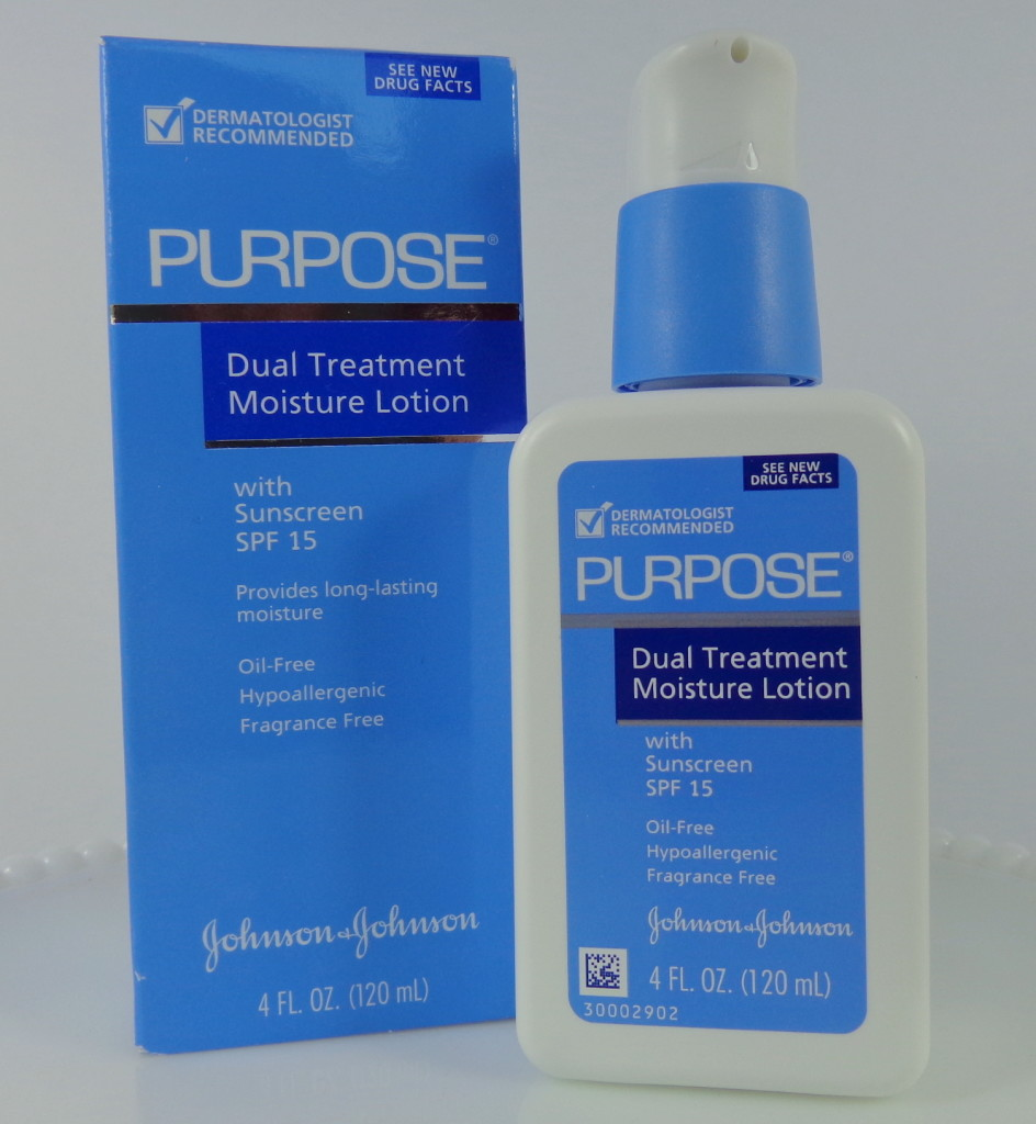PURPOSE Dual Treatment Moisture Lotion Review
