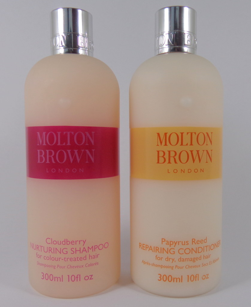 Review: Molton Brown Shampoo and Conditioner